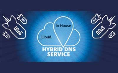 Fighting DDoS Attacks withHybridDNS