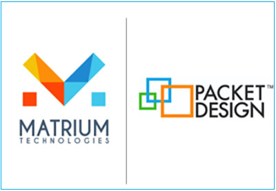 Matrium Technologies Partners with Packet Design to Transform Network Planning, Deployment and Service Assurance